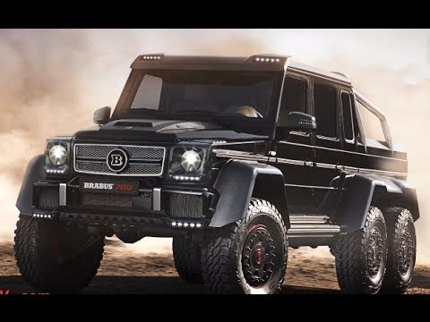brabus 6x6 700 hp mercedes g 63 6x6 amg 2015 brabus b63s 6x6 commercial carjam tv amg 6x6 top gear