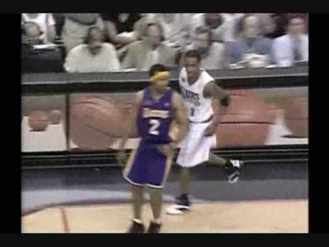 2001 NBA Finals: Lakers at Sixers, Gm 5 part 8/12