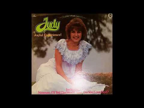"JUDY - ""JOYFUL EXPERIENCE!"" LP 1979"