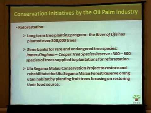 Malaysian Palm Oil: Assuring Sustainable Supply of Oils and Fats into Future.