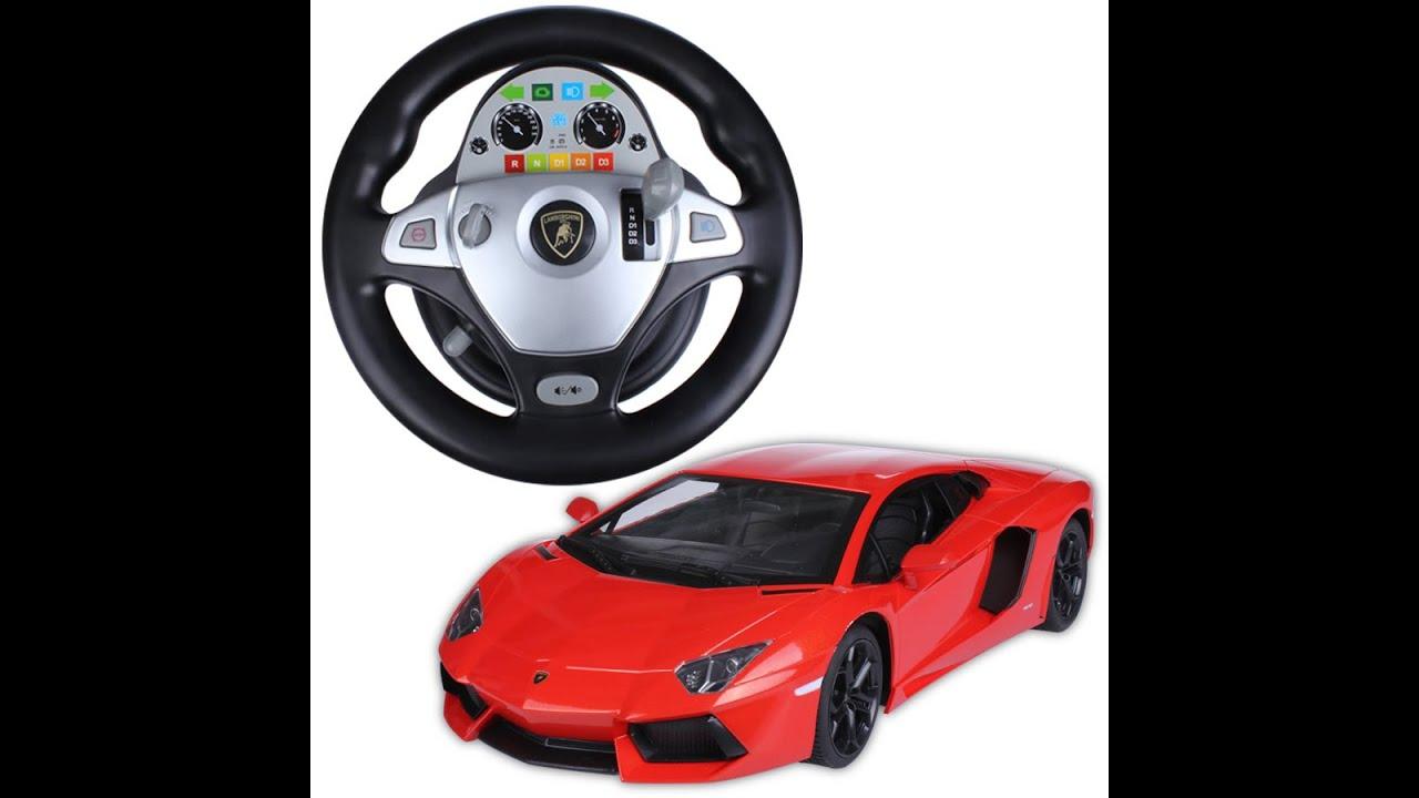 lamborghini remote control car toy for kids youtube