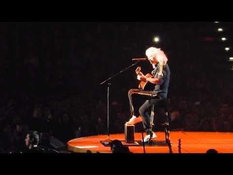Queen + Adam Lambert - Love Of My Life - O2 Arena Prague 02/17/2015