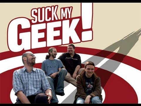 Suck My Geek (Reportage sur l'histoire du mouvement Geek)