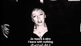 Baixar Edith Piaf   Je Ne Regrette Rien   Live Paris Olympia 1960