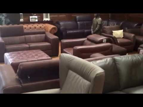 Natuzzi, la-Z-Boy, Charles Morgan sofas, factory, outlet, best prices warehouse