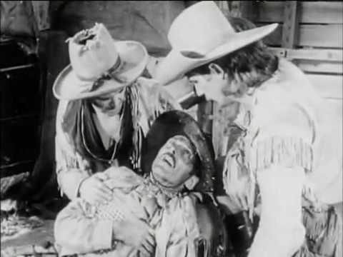 Serial 1931 Battling with Buffalo Bill Chapter 07 of 12 The Unseen Killer Tom Tyler as Wil