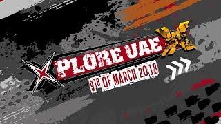 Xplore UAE X  2018 - Registration