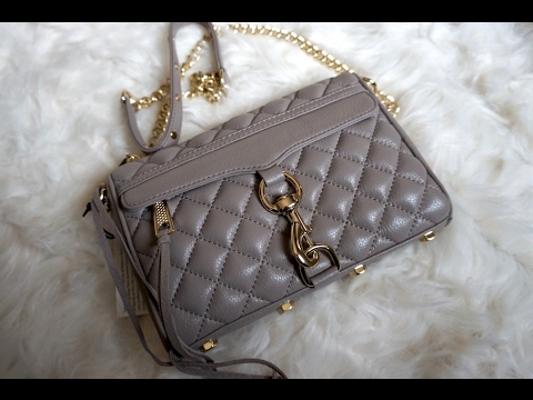 Unboxing: Rebecca Minkoff Quilted Mini Mac
