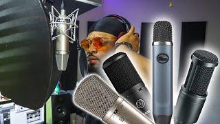 Best Vocal Microphones 2020   Top 3 Budget Microphones Under $100 (2020)