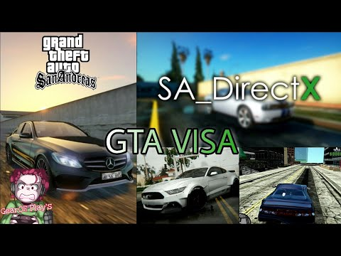 Install ||SA DirectX 2 0|| High Graphics MOD in GTA 5 Map in [GTA