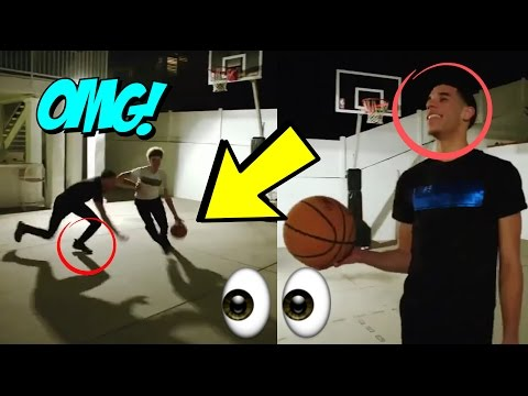 Lonzo Ball Can't Guard Lamelo Ball 1 on 1! :: Ball Brothers 1 Vs 1