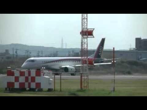MRJ (Mitsubishi Regional Jet )