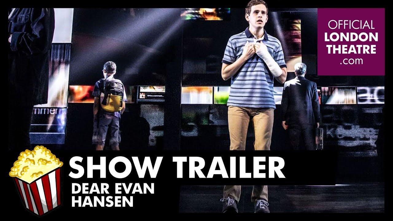 Dear Evan Hansen is coming to London!