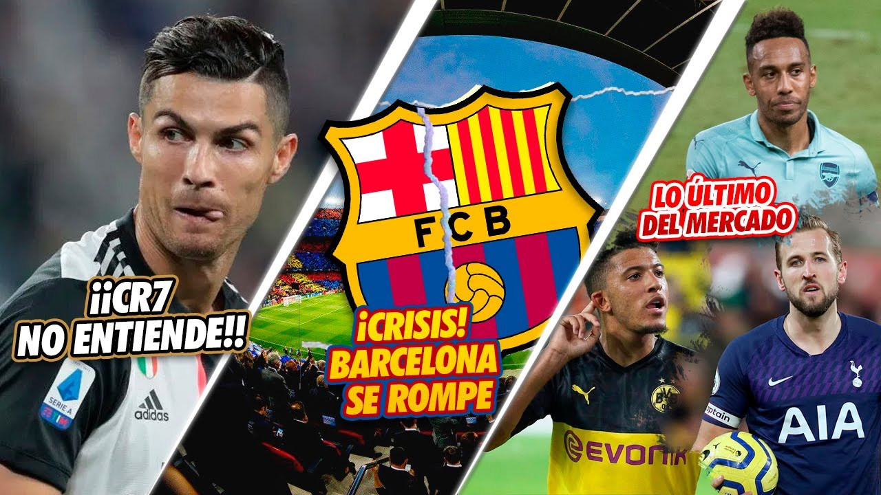 Cr7 No Entiende Barcelona Se Rompe Adiós Zidane Ultimo