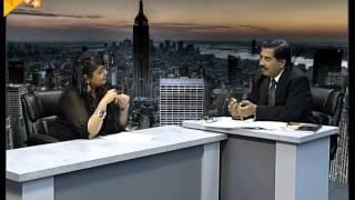 Lead Artist, Smrita Jain interviewed by Ashok Vyas iTV Gold Channel