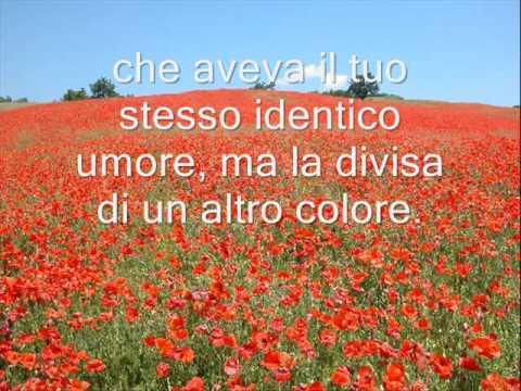 La guerra di Piero - Fabrizio De André (Con testo)