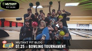 2017 Mutant Pit Blog: 10th Annual Warped Charity Bowling Event