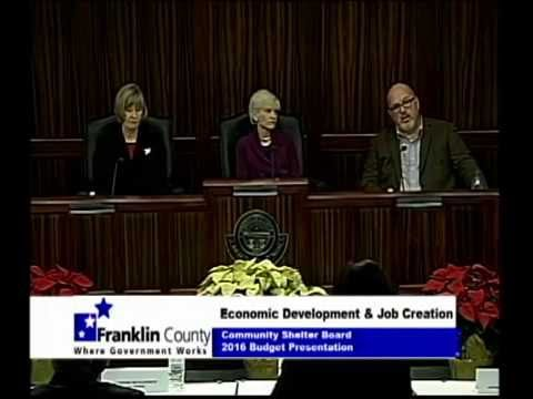 2016 Budget Hearing - Economic Development & Job Creation Group B