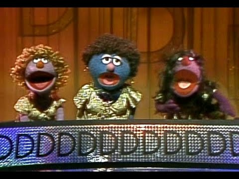 Sesame Street - D Duah Duah (aka Be My D) - YouTube