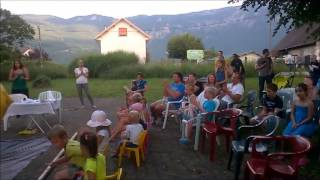 Week 2 en 3 op camping Le Sougey | 2014 | Team4Animation