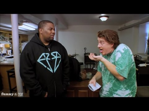 """""""The Delivery"""" ft. Kenan Thompson (SNL) - ManBoobs Comedy"""