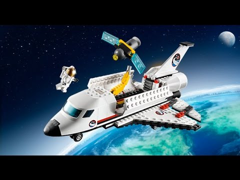 lego space shuttle toy - photo #3