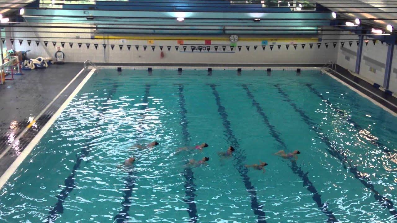 saggio nuoto sincronizzato Cardellino Team 25 mag 2013