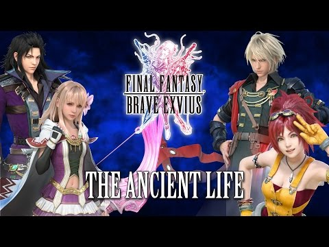 Ff Brave Exvius Ost The Ancient Life Dalnakya Cavern Youtube