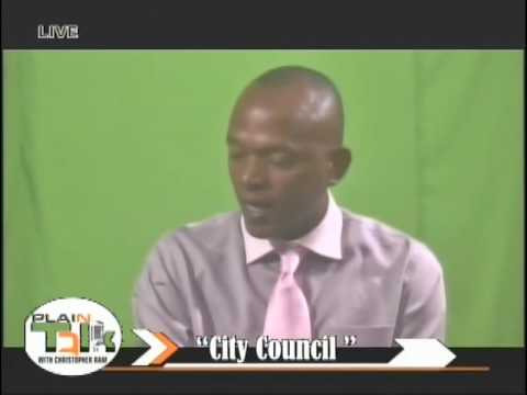 Discussion with Sherod Duncan Deputy Mayor July 28, 2016