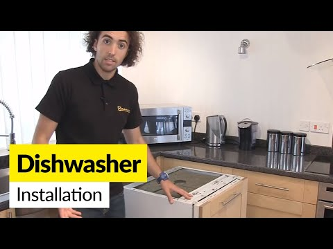how-to-install-a-dishwasher