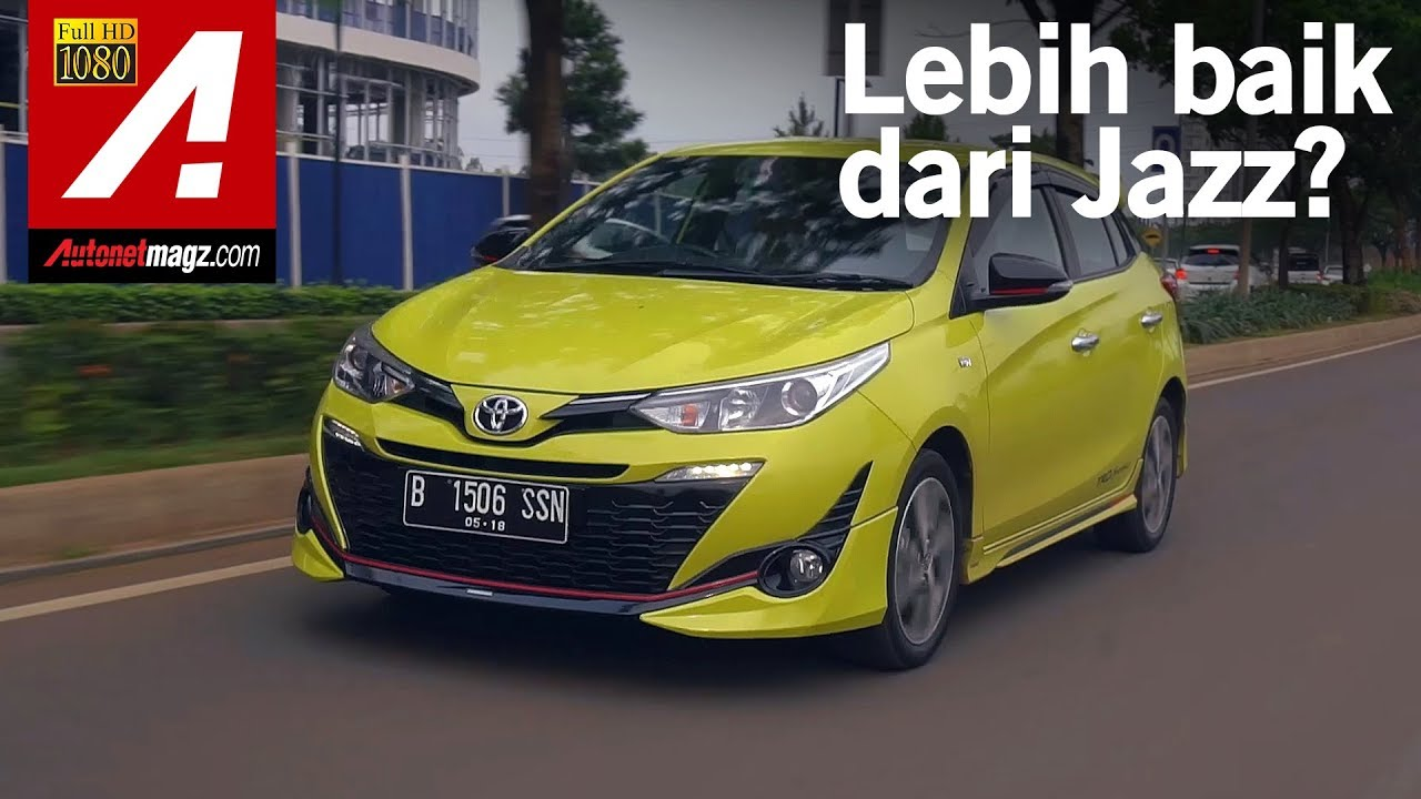 Toyota Yaris Trd Sportivo 2018 Indonesia All New Kijang Innova Spesifikasi Review Test Drive By Autonetmagz Youtube