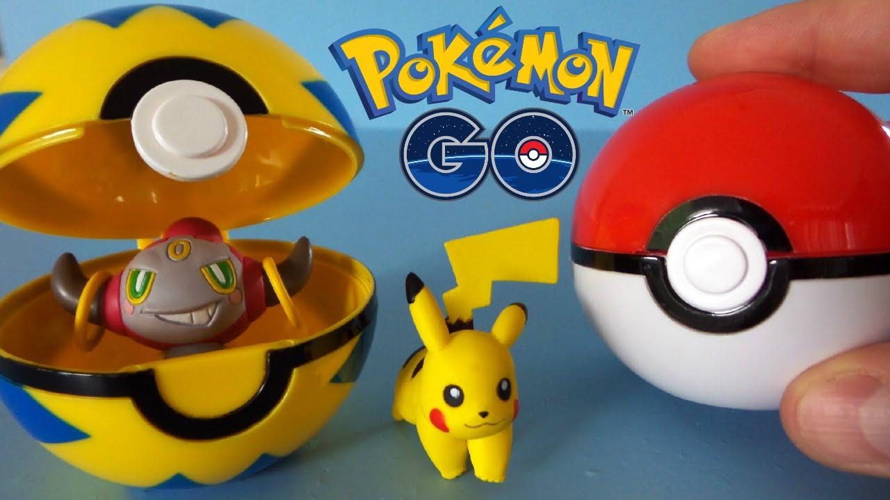 Pokemon Toys Pokeballs