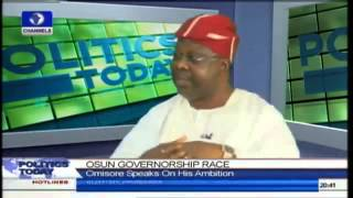 My Vision For Osun State Remains A Burning Desire Within Me- Omisore Pt 1