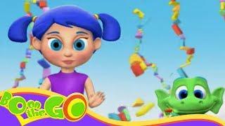 Bo Auf der GO! - Bo und die Super Stacker | Lustige Cartoons für Kinder