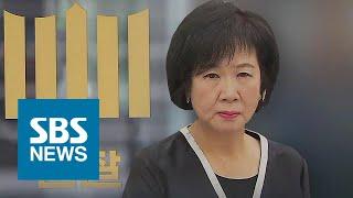 손혜원 의혹 검찰 수사 착수…쟁점은 압력행사·차명 의혹 / SBS