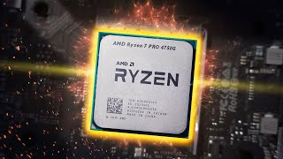You've Never Seen A CPU Like This Before - Ryzen 7 4750G