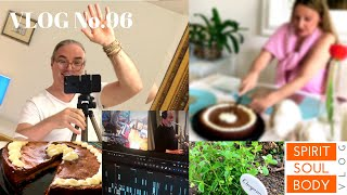 "96. ""WORK, 'BIRTHDAY' GIRL, & NEW HERBS - THE SPICE OF LIFE"" - VLOG No.96 - 19th April 2020"