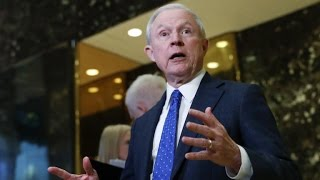 AG nominee Sen. Sessions faces questions on civil rights record