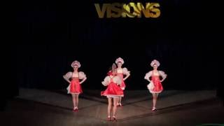 "Шоу балет ""Visions"" - Счастье вдруг"