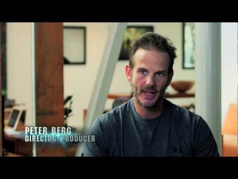 Under Armour and Battleship - Interview with Peter Berg
