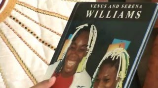 Cereal Box Book Project - Serena Williams Biography