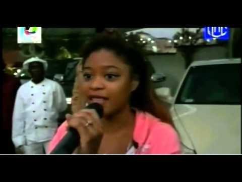 Daida Mpiana la fille de JB Mpiana fait une belle interprétation de Rihanna