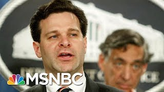 Report: FBI Director Threatened To Quit Over Pressure To Fire Deputy Director | Morning Joe | MSNBC