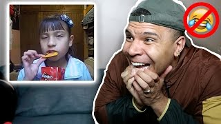 TRY NOT TO LAUGH CHALLENGE!! *HARDEST VERSION*