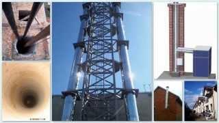 Frezowanie kominów i wkłady kominowe Wrocław