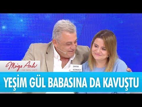 Yeşim Gül 25 yıl sonra babasına da kavuştu - Müge Anlı İle Tatlı Sert  21 Kasım