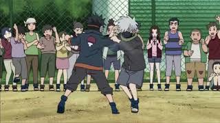 Naruto-Long kiss goodbye  (AMV)