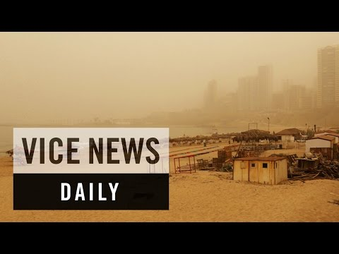 VICE News Daily: Deadly Sandstorm Blankets Lebanon