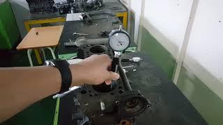 실린더마모량 측정_부산 그린자동차직업전문학교