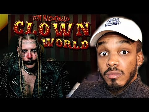 Telling the truth is the funniest joke?! Tom Macdonald Clown World [Reaction]